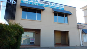 Medical / Consulting commercial property for lease at 2/36 Herbert Street Gladstone Central QLD 4680