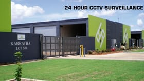 Factory, Warehouse & Industrial commercial property for lease at 38 & 40 Coolawanyah Road Karratha Industrial Estate WA 6714