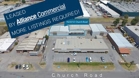 Industrial / Warehouse commercial property leased at 7 & 10 of 13 CHURCH ROAD Maddington WA 6109