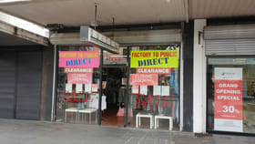 Shop & Retail commercial property for lease at 104 Nicholson Street Footscray VIC 3011