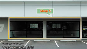 Shop & Retail commercial property for lease at Shop 5/193 Swallow Street Mooroobool QLD 4870