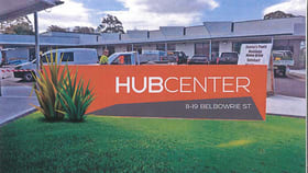 Showrooms / Bulky Goods commercial property for lease at Unit 16, The Hub Centre/11-19 Bellbowrie St Port Macquarie NSW 2444