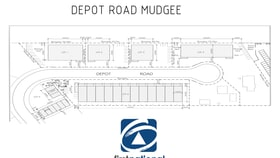 Industrial / Warehouse commercial property for lease at Depot Road Mudgee NSW 2850