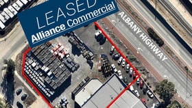 Factory, Warehouse & Industrial commercial property for lease at 28 & 32 BROOKLAND STREET Beckenham WA 6107