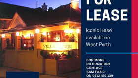 Retail commercial property for lease at West Perth WA 6005