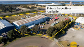 Factory, Warehouse & Industrial commercial property for lease at 26 Sandpiper Close Kooragang NSW 2304