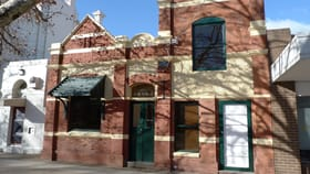 Medical / Consulting commercial property for sale at 81-83 Nunn St Benalla VIC 3672