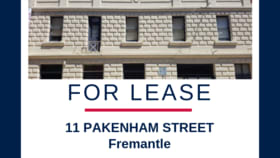 Hotel, Motel, Pub & Leisure commercial property for lease at 11 Pakenham St Fremantle WA 6160