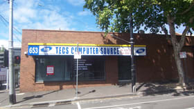 Showrooms / Bulky Goods commercial property for lease at 653 Queensberry Street North Melbourne VIC 3051