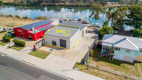 Showrooms / Bulky Goods commercial property for lease at Shed 1/7E Quay Street Bundaberg East QLD 4670