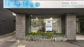 Offices commercial property for lease at Shop 1/576-580 Nicholson Street Fitzroy North VIC 3068