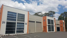 Industrial / Warehouse commercial property for lease at 23/252 New Line Road Dural NSW 2158