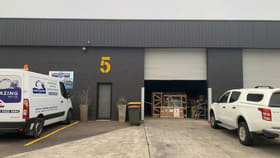 Industrial / Warehouse commercial property for lease at 5/290 Manns Road West Gosford NSW 2250