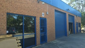 Industrial / Warehouse commercial property for lease at 6/17 Bon Mace Close Tumbi Umbi NSW 2261