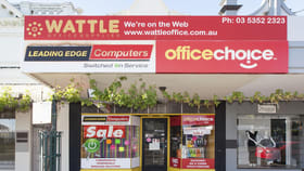 Shop & Retail commercial property for lease at 176 Barkly Street Ararat VIC 3377