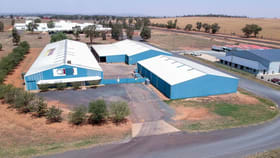 Factory, Warehouse & Industrial commercial property for lease at Lot 43 Woolstore Place Parkes NSW 2870