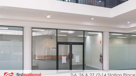 Offices commercial property for lease at 2-6, 26 & 27/2-14 Station Place Werribee VIC 3030