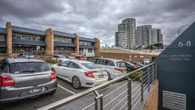 Medical / Consulting commercial property for lease at 15/6-8 Old Castle Hill Road Castle Hill NSW 2154