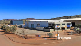 Factory, Warehouse & Industrial commercial property for lease at 1 Wonmunna Road Newman WA 6753