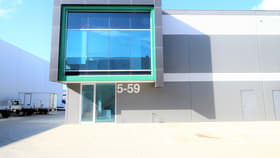 Factory, Warehouse & Industrial commercial property leased at 5/59 Willandra Drive Epping VIC 3076