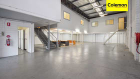 Factory, Warehouse & Industrial commercial property leased at 3/32 Liney Ave Clemton Park NSW 2206
