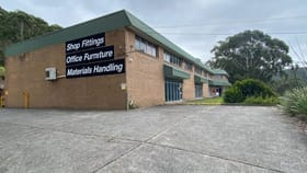 Factory, Warehouse & Industrial commercial property for lease at Unit 1 & 2/14 Tathra Street West Gosford NSW 2250