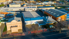 Factory, Warehouse & Industrial commercial property for lease at 7 William Street Orange NSW 2800