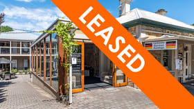 Shop & Retail commercial property leased at 25A Mount Barker Road Hahndorf SA 5245