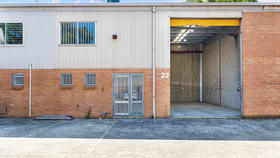 Factory, Warehouse & Industrial commercial property for lease at Unit 22/2 Burrows Road South St Peters NSW 2044
