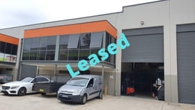 Factory, Warehouse & Industrial commercial property leased at Unit 18/11 Davies Rd Padstow NSW 2211