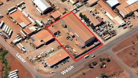 Factory, Warehouse & Industrial commercial property for lease at 89 Welsh Drive Newman WA 6753