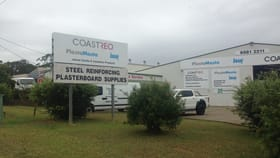 Factory, Warehouse & Industrial commercial property leased at 197 Lake Road Port Macquarie NSW 2444