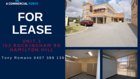 Offices commercial property for lease at 3/153 Rockingham Road Hamilton Hill WA 6163
