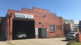 Factory, Warehouse & Industrial commercial property leased at 78 Northern Road Heidelberg West VIC 3081