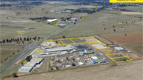 Factory, Warehouse & Industrial commercial property for sale at Pilon's Industrial Estate, Mitchell Highway Dubbo NSW 2830