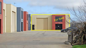 Factory, Warehouse & Industrial commercial property sold at 5/6 Builders Close Wendouree VIC 3355
