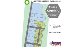 Factory, Warehouse & Industrial commercial property for sale at Gateway Business Park, Horne Road Warrnambool VIC 3280