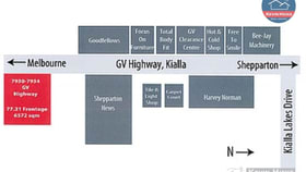 Development / Land commercial property for sale at 7930-7934 Goulburn Valley Highway Shepparton VIC 3630