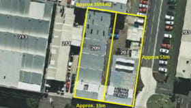 Development / Land commercial property for sale at 207-209 James Street Toowoomba City QLD 4350