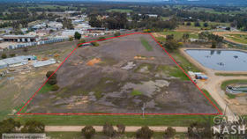 Factory, Warehouse & Industrial commercial property sold at Rear 31 Sandford Road Wangaratta VIC 3677