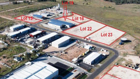 Development / Land commercial property for sale at Lot 18/8 Dwyer Court Chinchilla QLD 4413