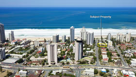Development / Land commercial property sold at 10-12 First Avenue Broadbeach QLD 4218