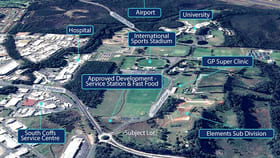 Development / Land commercial property for sale at Lot 2 Stadium Drive Coffs Harbour NSW 2450