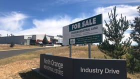 Development / Land commercial property for sale at Proposed Lot 30 Industry Drive Orange NSW 2800