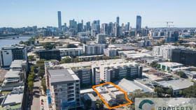 Development / Land commercial property sold at 113 Jane Street West End QLD 4101