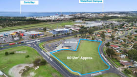 Development / Land commercial property sold at 12-20 Fairbairn Drive Corio VIC 3214