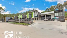 Industrial / Warehouse commercial property for sale at 8/242 New Line Road Dural NSW 2158
