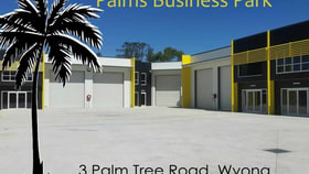 Factory, Warehouse & Industrial commercial property sold at 5/3 Palm Tree Road Wyong NSW 2259