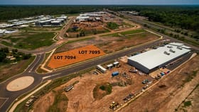 Development / Land commercial property for sale at Lot 7094/10 Patsalou Road Coolalinga NT 0839
