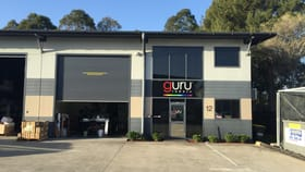 Factory, Warehouse & Industrial commercial property sold at 12/10 Pioneer Avenue Tuggerah NSW 2259